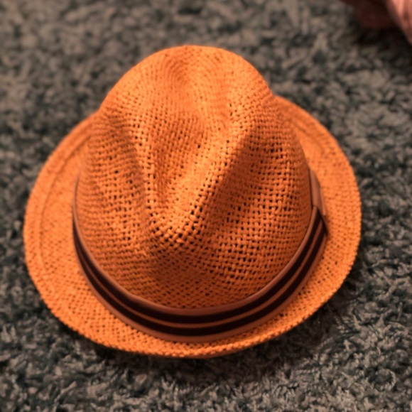 7310b47e56c Vans straw fedora hat. M 5c3bcdddc89e1d9d6f2cbedb. Other Accessories ...